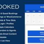 Booked Free Download v.2.3.6 – Appointment Booking for WordPress WPw3schools Plugins and Themes