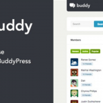 Buddy Nulled Download v.2.21.2 – Simple WordPress BuddyPress Theme WPw3schools Plugins and Themes