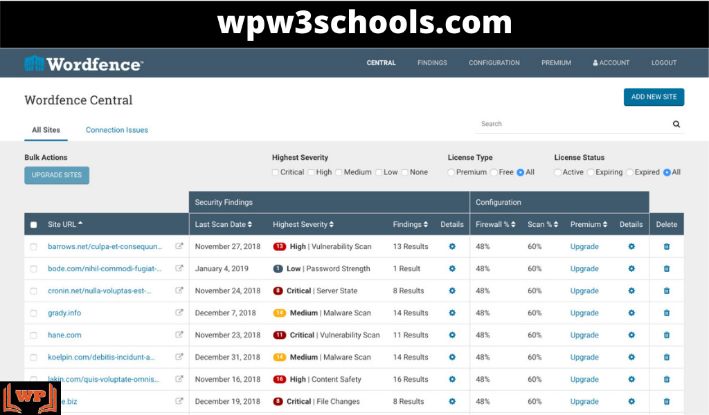 How to wordpress download and setp 1 2 WPw3schools Plugins and Themes