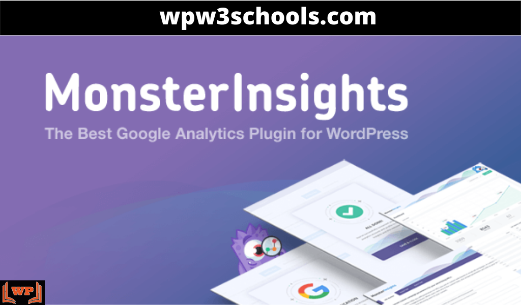 MonsterInsights Pro Plugin v7.18.0 Free Download GPL WPw3schools Plugins and Themes