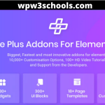 The Plus Addon For Elementor v5.0.3 Free Download [GPL] -wpw3schools-