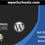 WORDPRESS ESTORE PLUGIN V7.4.3 – COMPLETE SOLUTION TO SELL DIGITAL PRODUCTS -wpw3schools-