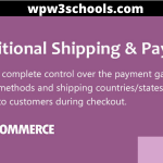 WooCommerce Conditional Shipping and Payments Plugin Free Download