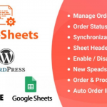 WooSheets Nulled Download v.5.6 – Manage WooCommerce Orders with Google Spreadsheet WPw3schools Plugins and Themes