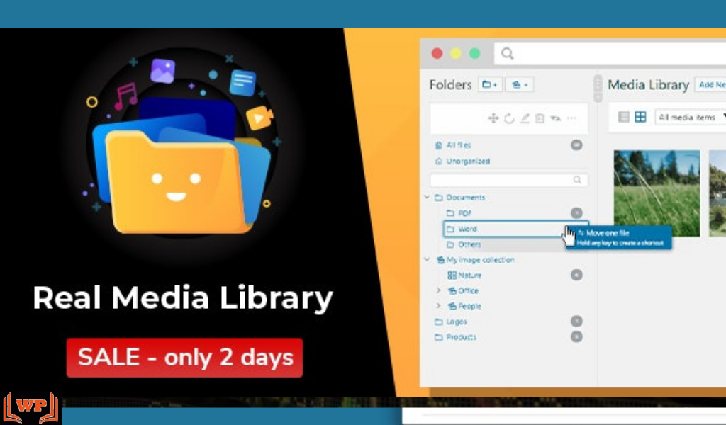 WordPress Real Media Library Free Download v.4.15.1 WPw3schools Plugins and Themes