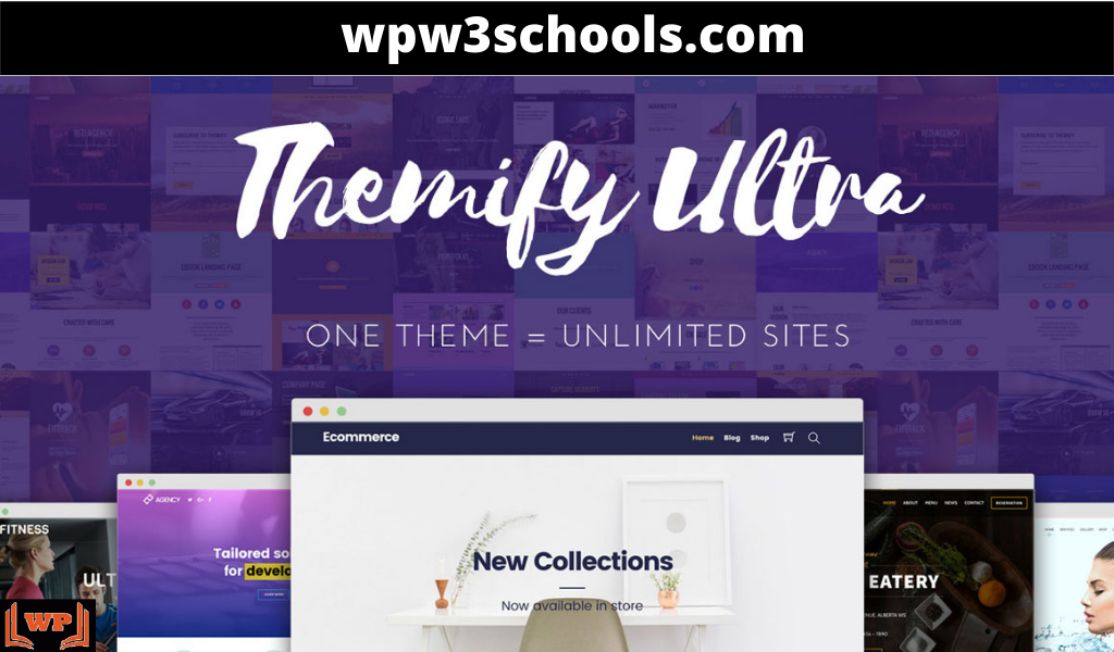 Ultra theme free download with latest Version